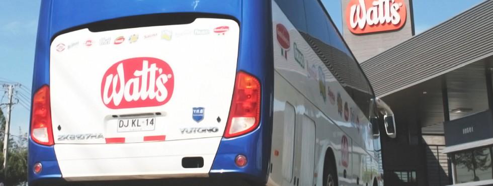 Bienvenidos al sitio de Transportes Sirandoni